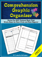 Comprehension Graphic Organizer