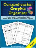 Comprehension Graphic Organizer
